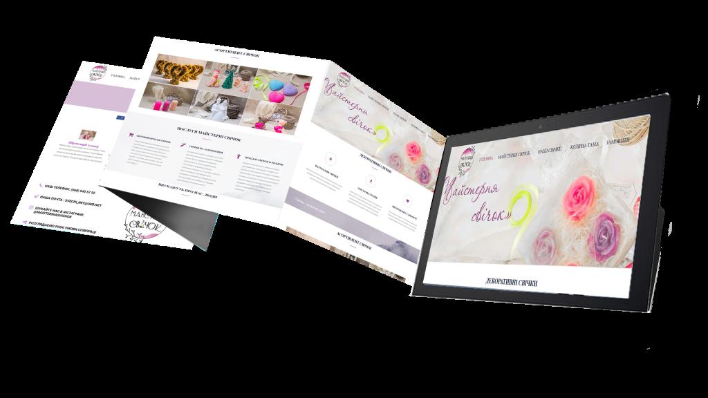 Сайт-визитка для Вашего бизнеса